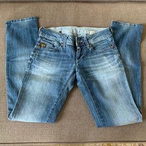 G Star Midge Straight Women's 28/32 Jeans
